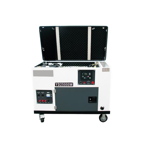 柴油发电机有哪些部件需要更换和清洗